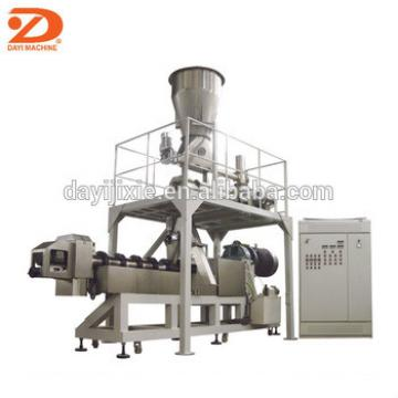 Hot sale twin screw extruding mock meat machine