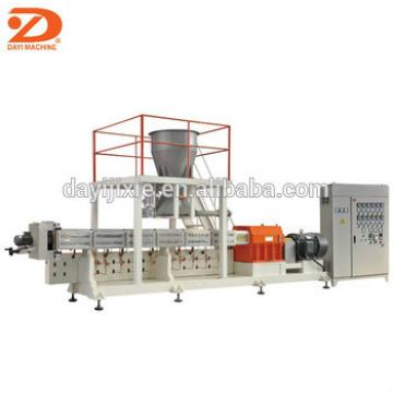 Soya protein making machine /automatic sausage meat processing line/ soybean protain maker