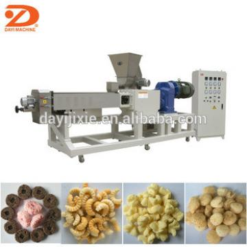DAYI Quality Automatic Corn Puff Snack Food Making Machine