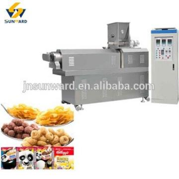 Popular Selling New Technology Breakfast Cereal Grain Flaking Machine