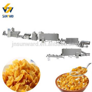 Full Automatic Breakfast Cereal Food Production Machine