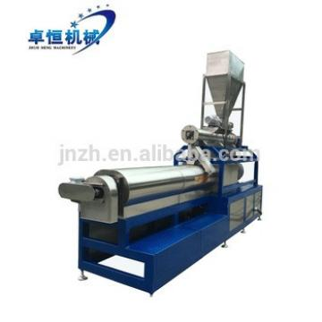 Cereal breakfast corn flakes making machine with low price