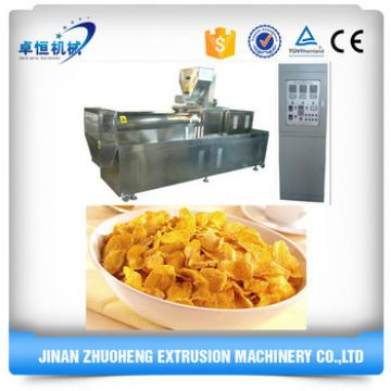Delicious corn flakes/breakfast cereals maker system