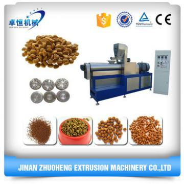 new condition golden supplier dry pet food machine