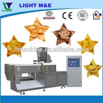 Puff Food Breakfast Cereal Snacks Production Line