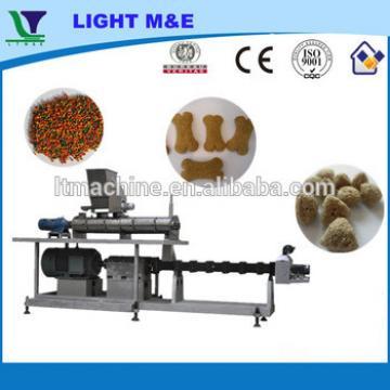 High Output Automatic Shandong Light Dog Food Extruder Machine
