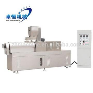Big capacity corn flake food production making machine