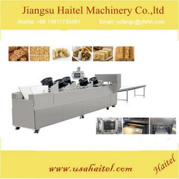 CE Approved Hot Popular Small Granola Cereal Bar Cutting Machine