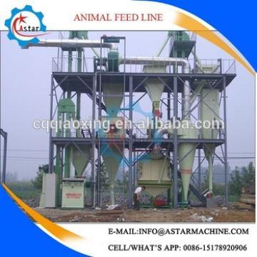 Animal Feed Machinery/Animal Food Plant