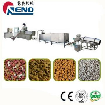 Professional animal feed production machine with finest sales service