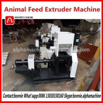 Automatic floating fish feed pellet machine/commercial animal fish feed pellet machine