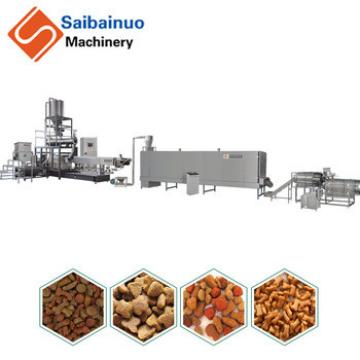 Saibainuo semi moist pet dog chews food making machine with CE CIQ SGS
