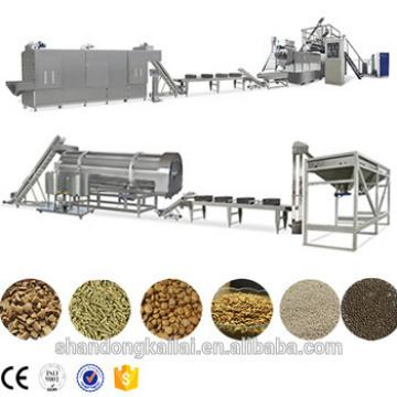 ISO Standard Factory Price High Quality Pet Food Machine