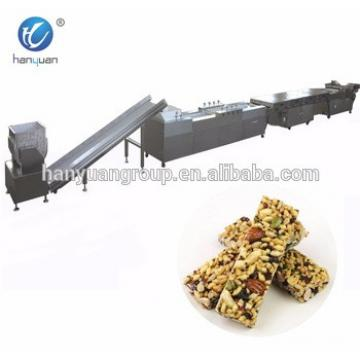 Factory price cereal bar processing making machine