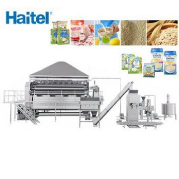 Cost saving corn flakes processing machine breakfast corn flake maker