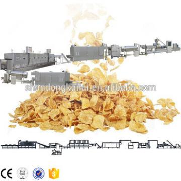 High CE ISO Standard Breakfast Cereal Making Machine Corn Flakes Cereal Bar Making Machine for Sale