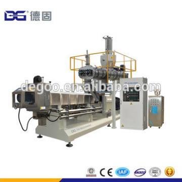 200-500kg/h Breakfast Cereal Choco Flakes Snacks Food Extruding Machinery Manufacturer