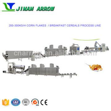 Automatic Breakfast Cereals Making Machinery process machines