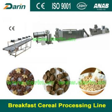 Oats/Corn Flakes Machine