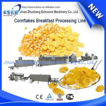 Made in china new product Highly Automatic Milked Corn Flake Making Machine