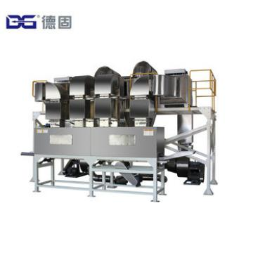 300kg/h Jinan DG Multifunctional Extruder Corn Maize Flakes Breakfast Cereals Machine/Corn Flakes Making Machine Production Line