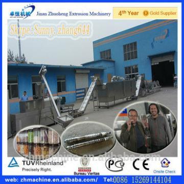 Wholesale china market small corn puff making machine