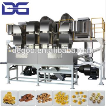 Fully Automatic Breakfast Cereal Baby Cereal Nestle Cereal Corn Flakes Making Machine