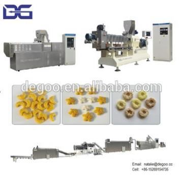 Corn flakes/corn chips making/production/processing line/equipment/machine
