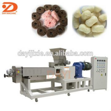 chocolate core filled snack food extruder machinery