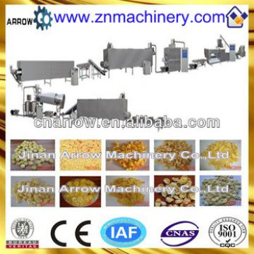 100kg/h maize Flakes Making Machinery