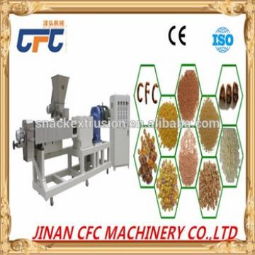 Automatic Tortilla Corn flakes chips making machine