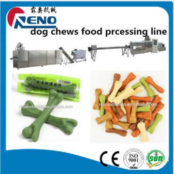 2017 New rawhide dog chewing bone processing machine with best quality and low price