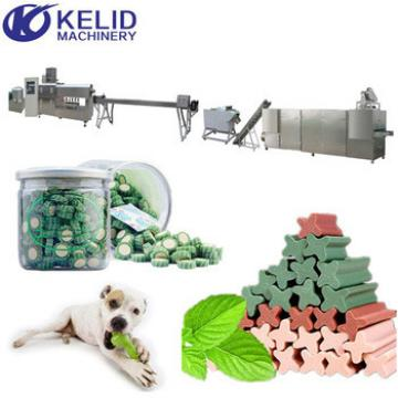 After Sales Service Available Animal Dog Food Pet chews machine