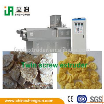 small capacity corn flakes making machine 70-120kg/h