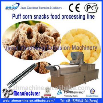China wholesale merchandise puffed corn snacks machine