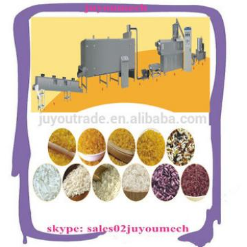 facotry offering automatic nutrition rice making machine / artificial rice production line