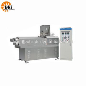 small Breakfast corn flakes cereals manufacturers making extruder machine plant