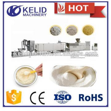 high quality full automatic nutritional powder processing line