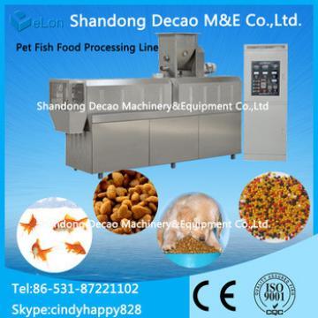 100kg/h capacity dog food chewing gum making machine