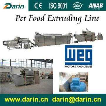 Best quality Pet food /Dog treats chews snack food extruding equipment /production line