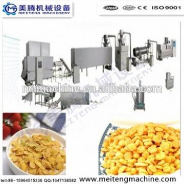 2017 popular sale corn flakes /breakfast cereals processing line /making machine