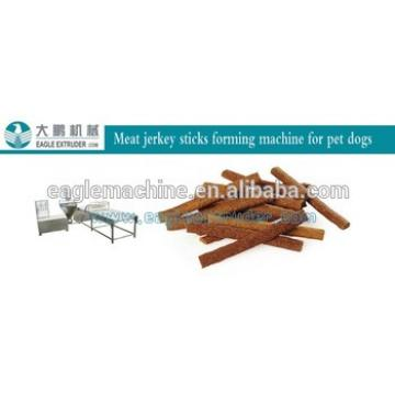 pet treats/dog chews food processing line/dog treats making machine/processing line