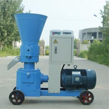 CE Approved Factory price animal feed pellet machine 200-300kg/h