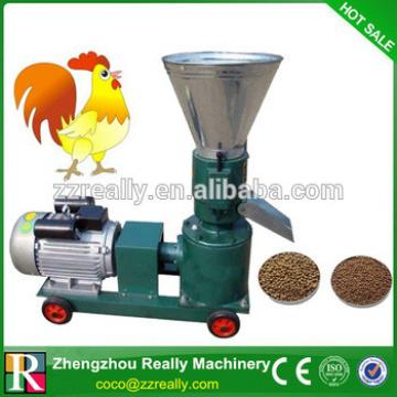 Widely used cattle feed pellet making machine / cattle feed grinding machine pelletizer / animal feed pelletizer