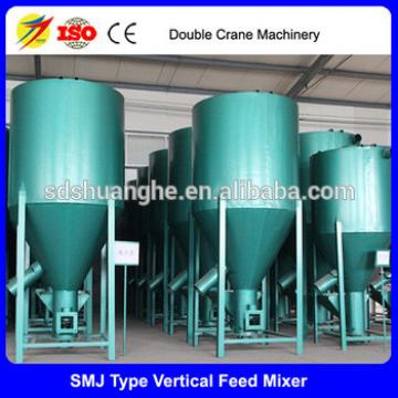 Double Crane automatic mixing machine animal feed cow feed mixing machine for sale Pakistan