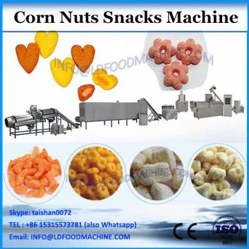 Commercial Food Market Hot Air Puffed Corn Snacks Machine