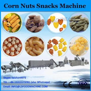 Small scale chips and snacks production line