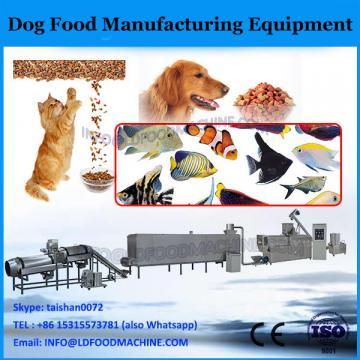 Manufacturer produced good performance dry dog pet food machine
