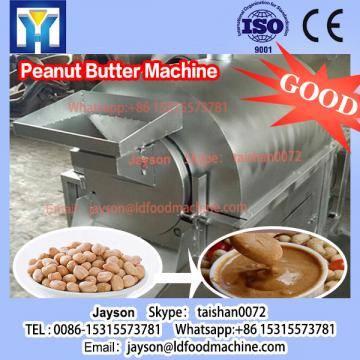 Peanut butter processing machine