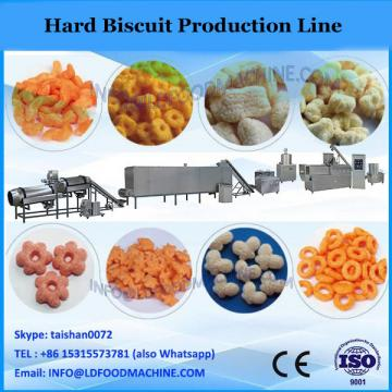 YX1200 China high quality snack food full automatic soft and hard biscuit production line price